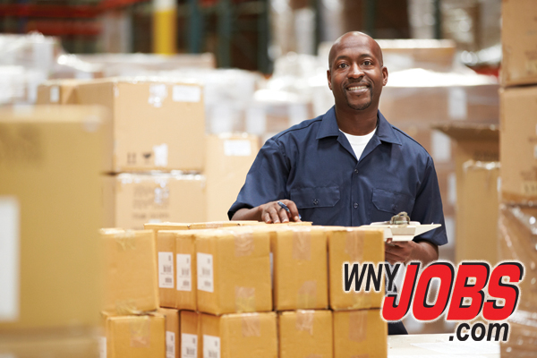 WNYJOBS - shipping recieving