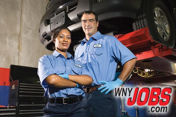 auto tech jobs